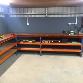 Heavy Duty Work Bench | All Sizes Available | Made to size