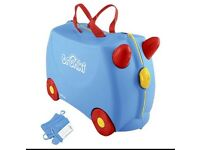 Brand new trunki suitcase