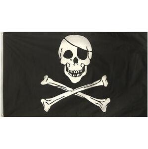 LARGE-5X3-SKULL-CROSSBONES-JOLLY-ROGER-PIRATE-SHIP-FLAG-BANNER-F77-016