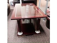 Lovely Designer Coffee Table with Shelf Good Quality Very Sturdy Can Deliver