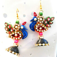 Colorful earrings (Each cost $35)