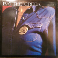 BATTLE CREEK.....NORTH BATTLEFORD....LP RECORD