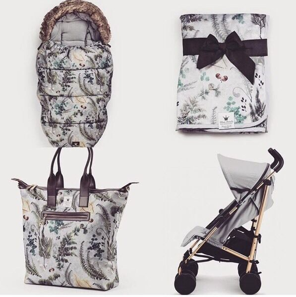 Elodie Details Stroller With Accessories Stokke Bugaboo