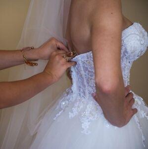 Wedding dress West Island Greater Montréal image 7
