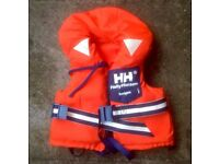 Child's buoyancy aid, Helly Hansen