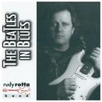 cd - rudy rotta - BEATLES IN BLUES (nieuw)