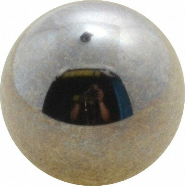 Value Collection 1/2 Inch Diameter, Grade 25, Chrome Steel Ball 62 to 66 C Ha...