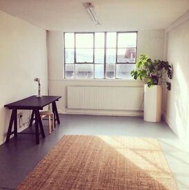 SHARED STUDIO / DESK SPACE TO RENT, EAST LONDON