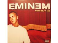 Eminem ‎– Without Me 12''