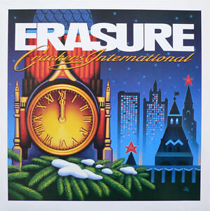 Erasure - Crackers International (LP)