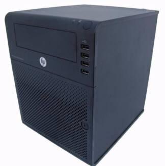 HP 17.5TB NAS ProLiant Microserver N40L w 4 x 4TB HGST HDD