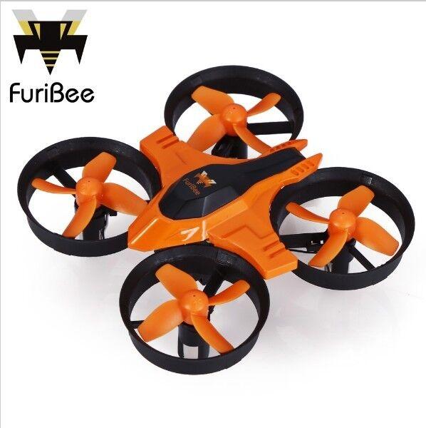 FuriBee F36 Mini RC Quadcopter 2.4GHz 4CH 6 Axis Gyro Headless Mode