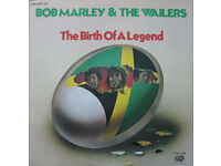 lp Bob Marley & The Wailers – The Birth Of A Legend US Released: 1976