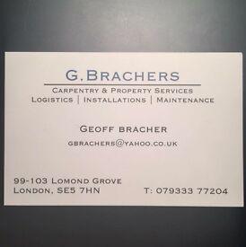 G.Bracher Carpentry and Property Services - handymen - handyman - carpenter