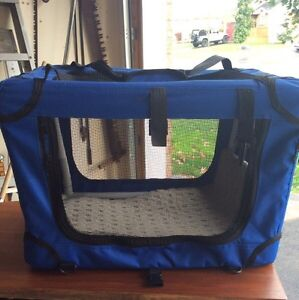 Soft Side Cloth & Mesh Pet Carrier