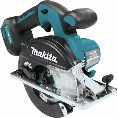 Makita 18 Volt 5-78 Blade Cordless Circular Saw 3900 Rpm Lithium-ion Ba...