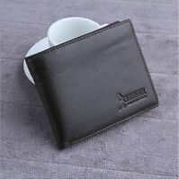For Sell Men Leather Wallet Card Clutch Coin Purse Pockets Bifol