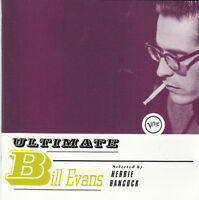 Ultimate Bill Evans by Bill Evans (Piano) (CD, Aug-1998)
