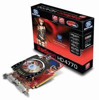 Sapphire ATI HD 4770 Graphic Video Card