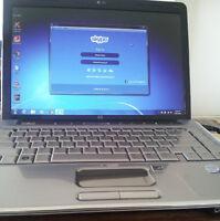 HP Pavilion DV4 laptop Intel C2D 2.0GHz-4GB-320HDD webcam HDMI