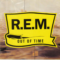 Out of Time by R.E.M. (CD, Mar-1991, Warner Bros.)