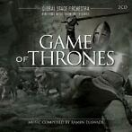 cd - global stage orchestra - THE GAME OF THRONES (nieuw)
