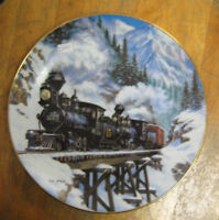TED XARAS COLLECTORS PLATES FOR SALE