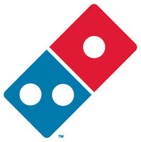 Delivery driver for Domino's Pizza / Livreur pour Domino's
