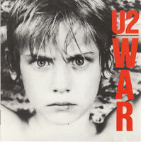 War By U2 (CD, 1983, Island Records, Catalog Number CIXD 112)