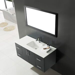 Vanity bathroom get a great deal on a cabinet or counter for Bathroom cabinets kijiji