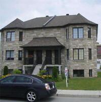 Nouveau condo 4 ½ à l'étage du haut – Chomedey, Laval