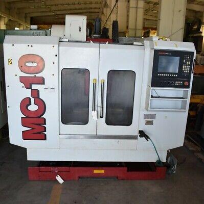 Mc-10 Fryer Cnc Compact Vertical Machining Center - 28712