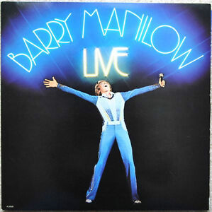 Barry Manilow-Live-2 cd set-Legacy Edition