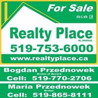 Brantford and Brant County Real estate services