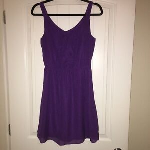 Brand New Purple Dress from the Gap size Small