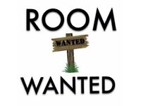 ROOM WANTED FOR YOUNG PROFESSIONAL