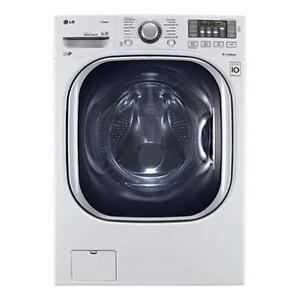 LG WM4270HWA 27 Inch 4.5 cu. ft. Front Load Washer