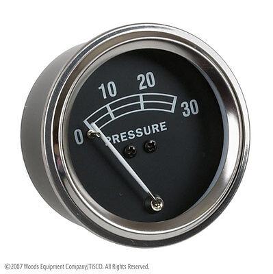 Replacement Oil Pressure Gauge For Ih Farmall Super A A-1 Super Av-1 C U1 U2 U2a