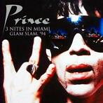 cd - Prince - 3 Nites In Miami Glam Slam '94 4-cd box