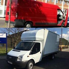 24-7 Big Van & Man Hire for moving House,Piano ,Office Removal , Clearance