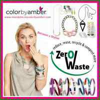 Mandy-Lee's Color By Amber | Eco-Friendly, Inspiring Jewellery!