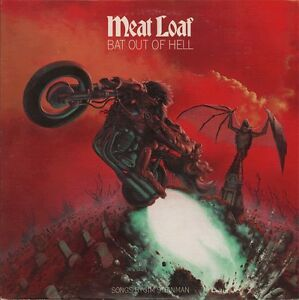 Meatloaf - Bat Out Of Hell (Vinyl LP)
