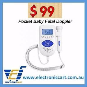 AngelSounds Baby Fetal Doppler Baby Heart Monitor handheld fetal Melbourne CBD Melbourne City Preview