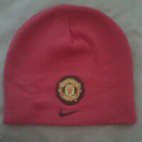 Manchester United and Juventus FC Nike Toques - $10 each