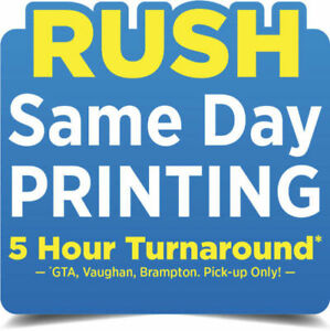 Same Day Printing  Logo & Web Design | Branding |