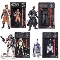 """(WANTED) Star Wars 6"""" Inch Black Series """"Figures/Deluxe Sets"""""""