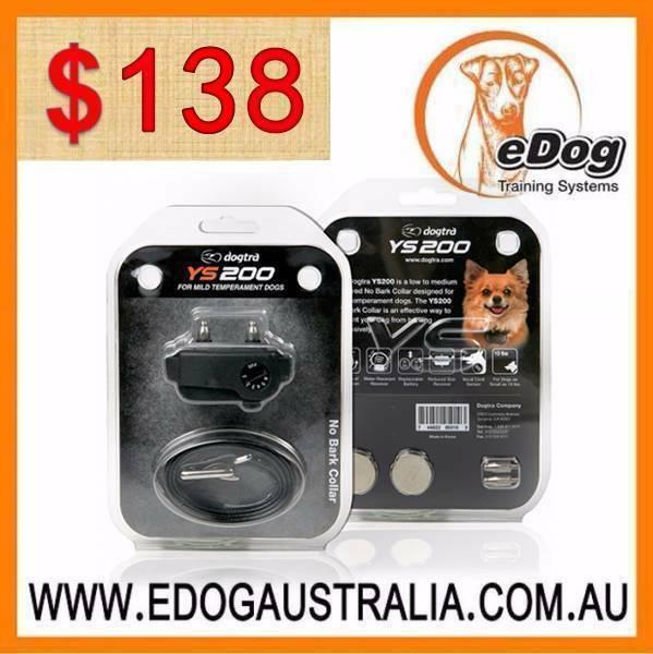 Dogtra YS200 Dog Bark Collar | Pet Products | Gumtree