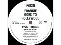 Frankie Goes To Hollywood ‎– Two Tribes (Hibakusha): Pop, Rock 12'' Vinyl