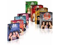 Charmed: Complete Seasons 1-8 DVD box sets