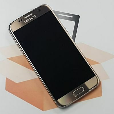 SAMSUNG GALAXY S7 - 32GB - GOLD - OHNE SIMLOCK - ANDROID SMARTPHONE - HÄNDLER